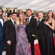 Alexander Fehling 22nd Annual Screen Actors Guild Awards - Red Carpet