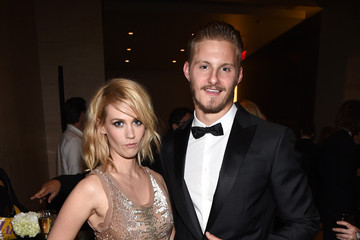 Alexander Ludwig amfAR Inspiration Los Angeles Dinner