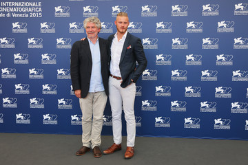 Alexander Ludwig 'Go With Me' Photocall - 72nd Venice Film Festival