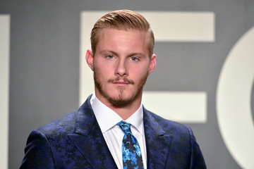 Alexander Ludwig Tom Ford Presents His Autumn/Winter 2015 Womenswear Collection At Milk Studios In Los Angeles - Red Carpet