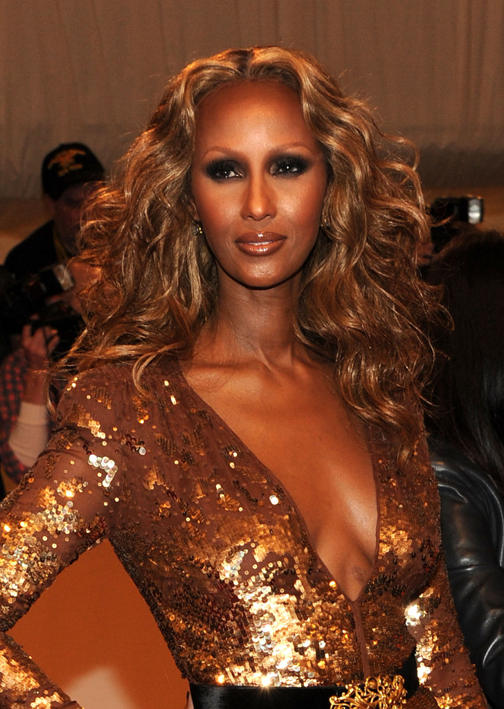 Iman In Quot Alexander Mcqueen Savage Beauty Quot Costume
