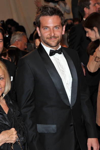 "Actor Bradley Cooper attends the ""Alexander McQueen: Savage Beauty"" Costume Institute Gala at The Metropolitan Museum of Art on May 2, 2011 in New York City."