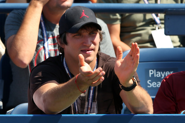 Alexander Ovechkin - 2012 US Open - Day 4