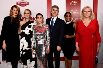 Alexander Payne Hong Chau Premiere Of Paramount Pictures' 'Downsizing' - Red Carpet