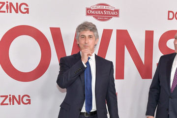 Alexander Payne Omaha Steaks Sponsors 'Downsizing' Movie Premiere at Regency Village Theatre