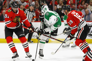 Alexander Radulov Dallas Stars v Chicago Blackhawks