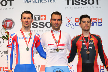 Alexander Serov UCI Track Cycling World Cup - Day Two