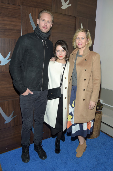 "Alexander Skarsgard - GREY GOOSE Blue Door Hosts ""The Diary Of A Teenage Girl"" Party At Sundance - 2015 Park City"