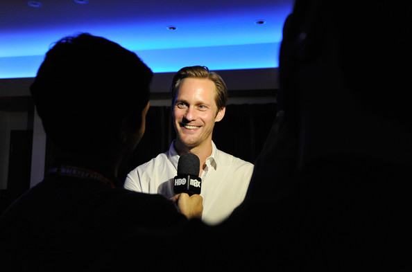 "Alexander Skarsgard - HBO Celebrates ""Game Of Thrones"" At WIRED Cafe At Comic-Con"