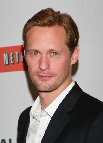 "Alexander Skarsgard - PaleyFest 2011 - ""True Blood"""