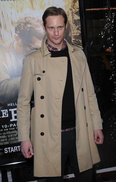 "Alexander Skarsgard - Premiere Of HBO's ""The Pacific"" - Arrivals"