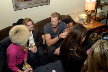 "Alexander Skarsgard GREY GOOSE Blue Door Hosts ""The Diary Of A Teenage Girl"" Party At Sundance - 2015 Park City"
