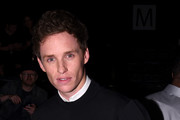Actor Eddie Redmayne attends the Alexander Wang X H&M Launch on October 16, 2014 in New York City.