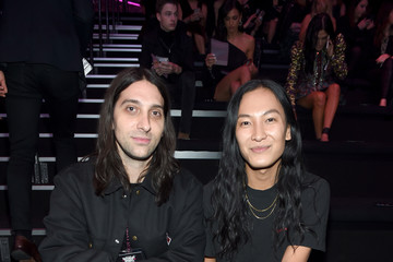 Alexander Wang 2018 Victoria's Secret Fashion Show in New York - Front Row