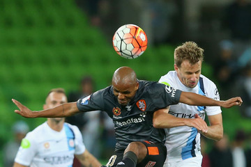 Alexander Wilkinson A-League Rd 24 - Melbourne City FC v Brisbane