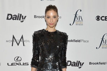 Alexandra Agoston The Daily Front Row's 4th Annual Fashion Media Awards - Arrivals