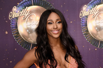 Alexandra Burke Strictly Come Dancing 2017 - Red Carpet Launch