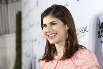 Alexandra Daddario Marie Claire Hosts Inaugural Image Maker Awards - Red Carpet