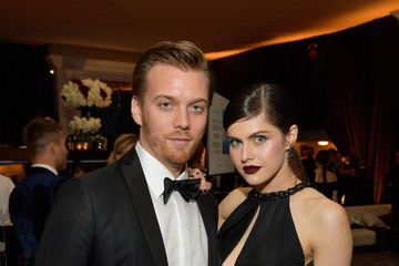 Alexandra Daddario The 2018 InStyle and Warner Bros. 74th Annual Golden Globe Awards Post-Party - Inside