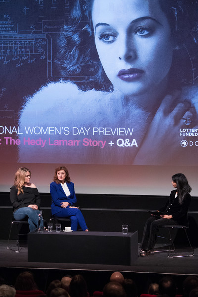 Bombshell: The Hedy Lamarr Story' - Special Screening And Q&A