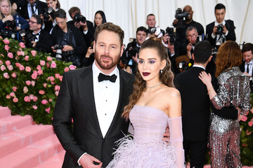 Alexandra Lenas The 2019 Met Gala Celebrating Camp: Notes On Fashion - Arrivals