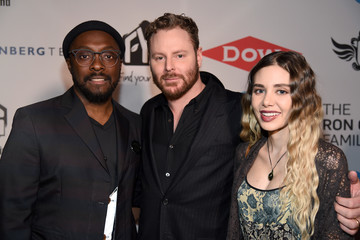 Alexandra Lenas will.i.am's i.am.angel Foundation TRANS4M 2018 Gala, Honoring Sean Parker, Chairman, Parker Institute for Cancer Immunotherapy