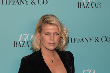 Alexandra Richards Harper's BAZAAR 150th Anniversary Event Presented With Tiffany & Co at the Rainbow Room - Arrivals