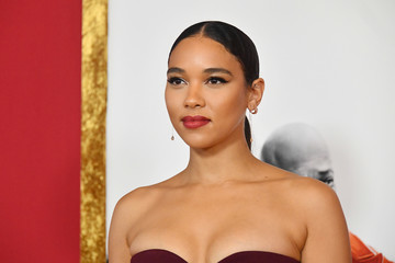 Alexandra Shipp 'Shaft' New York Premiere