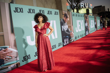 Alexandra Shipp Premiere Of Lionsgate's 'Jexi' - Red Carpet