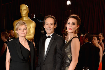 Alexandre Desplat Arrivals at the 86th Annual Academy Awards — Part 14