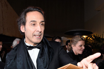 Alexandre Desplat 87th Annual Academy Awards Governors Ball