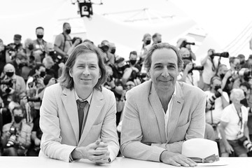 """Alexandre Desplat """"The French Dispatch"""" Photocall - The 74th Annual Cannes Film Festival"""