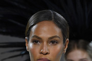 Model Joan Smalls walks the runway during the Alexandre Vauthier Haute Couture Spring/Summer 2020 show as part of Paris Fashion Week on January 21, 2020 in Paris, France.