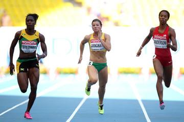 Alexandria Anderson 14th IAAF World Athletics Championships Moscow 2013 - Day Two
