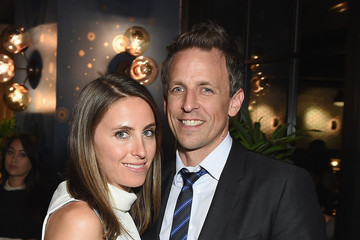 Alexi Ashe Seth Meyers With the Orchard and The Cinema Society Host a Special Screening of 'Cartel Land' - After Party