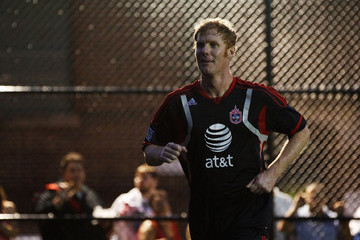 Alexi Lalas MLS All-Star Game - Legends Game