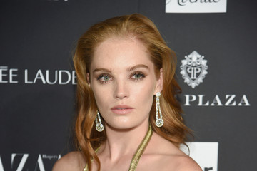 Alexina Graham Harper's BAZAAR Celebrates 'ICONS' At The Plaza Hotel