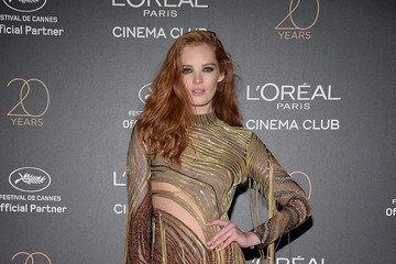 Alexina Graham Gala 20th Birthday of L'Oreal in Cannes - The 70th Annual Cannes Film Festival