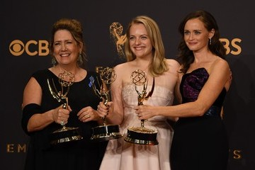 Alexis Bledel 69th Annual Primetime Emmy Awards - Press Room