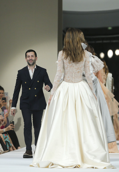 Alexis Mabille: Runway - Paris Fashion Week - Haute Couture Fall Winter 2018/2019