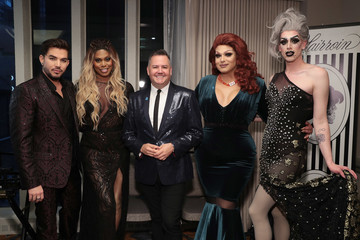 Alexis Michelle 29th Annual GLAAD Media Awards - Backstage