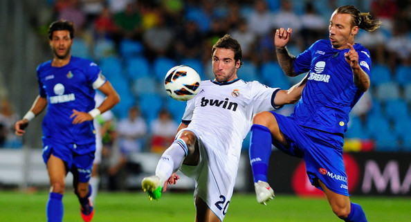 Real Madrid Vs Getafe Cf: Alexis Rodriguez Photos Photos