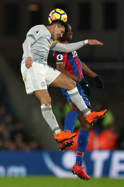 Crystal Palace Vs. Manchester United - Premier League
