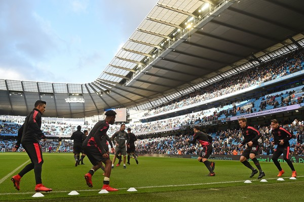 Manchester City v Arsenal - Premier League []