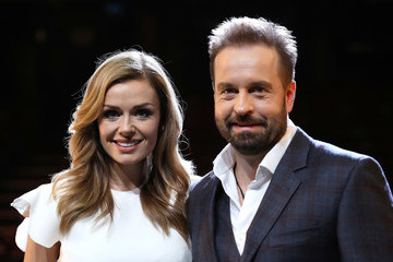 Alfie Boe Katherine Jenkins And Alfie Boe To Appear In Hammerstein's 'Carousel' - Photocall