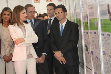 Alfonso Alonso Queen Letizia of Spain Attends the 2nd Congress of Uncommon Diseases