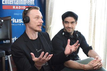 Alfonso Herrera SiriusXM's Entertainment Weekly Radio Channel Broadcasts From Comic-Con 2016 - Day 2