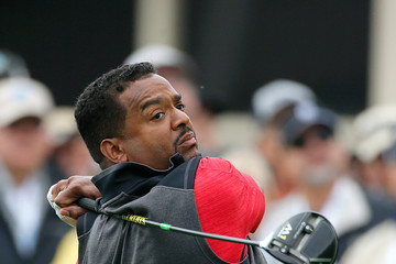Alfonso Ribeiro AT&T Pebble Beach National Pro-Am - Preview Day 3