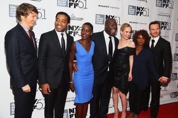 Alfre Woodard Chiwetel Ejiofor Arrivals at the NYFF Premieres — Part 2