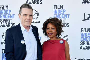 Alfre Woodard 2020 Film Independent Spirit Awards  - Red Carpet